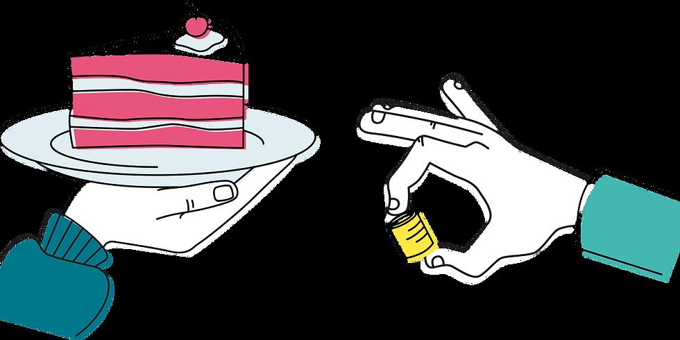 Charity Kuchenverkauf