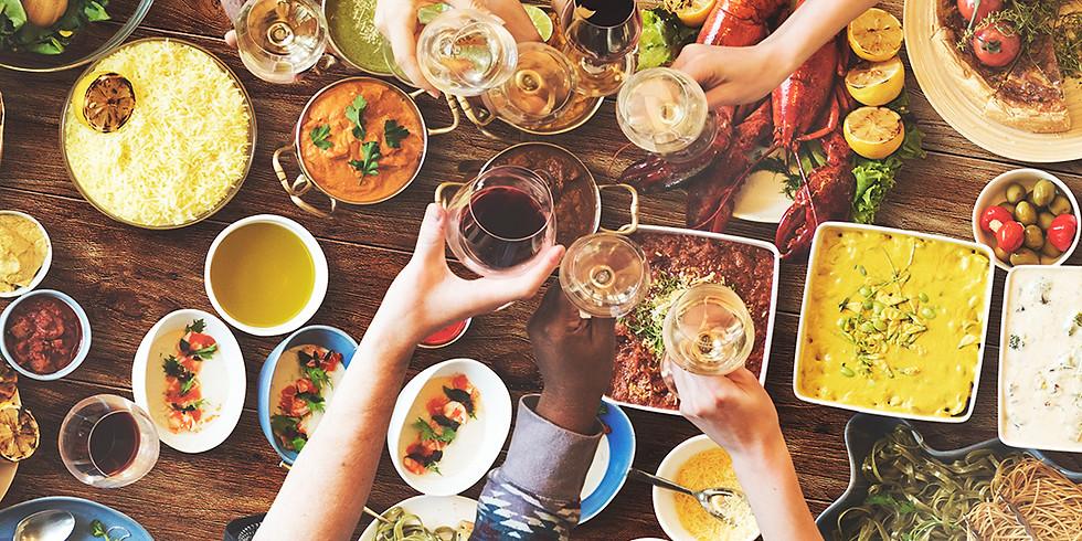 Irakisches Abendessen