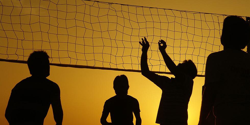 Sportevent: Volleyball