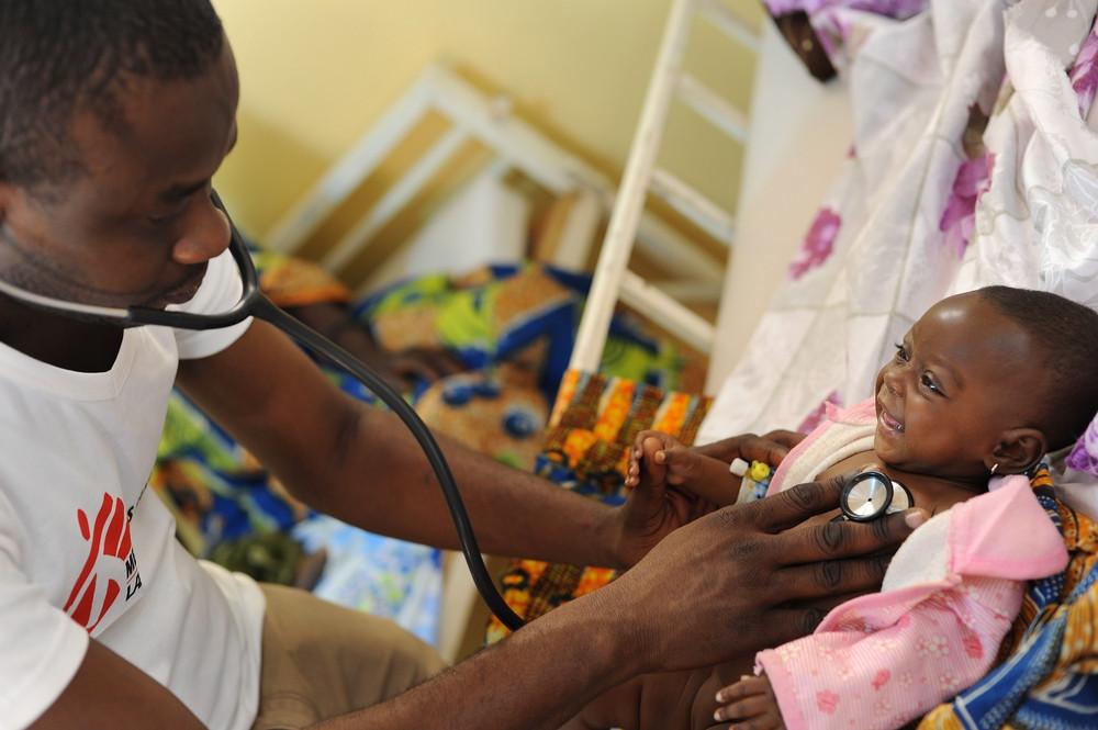 MSF - Metges Sense Fronteres