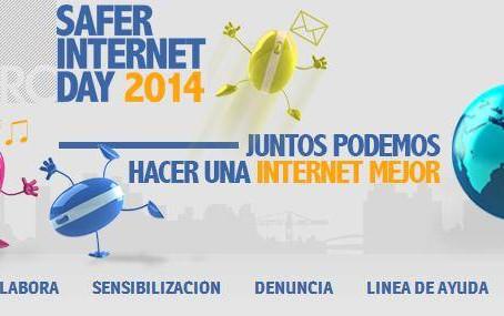 Dia internacional de la Internet segura