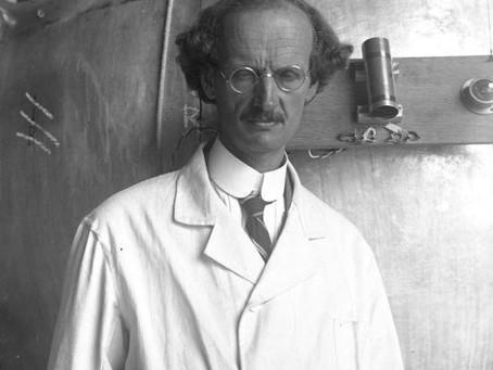 Auguste Piccard: la inspiració per al professor Tornasol