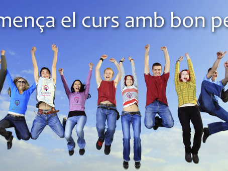REC! Cardedeu - Reforç Escolar 2015 - 2016