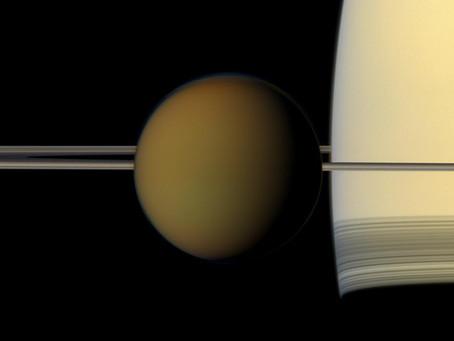 El descobriment de Tità, el satèl·lit més gran de Saturn... el 1655!