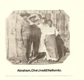 Abraham Bundy, Chet, Ina & Ella.jpg