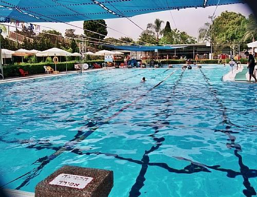 הבריכה בקאנטרי צהלה