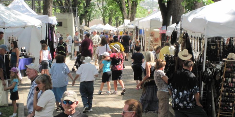 Prescott Frontier Days Art Fair