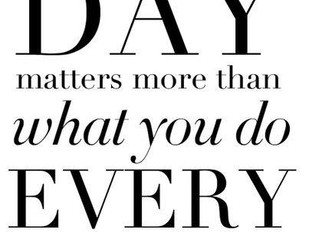 3 Things To Work On (EveryDay)