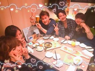 ☆歓迎会☆