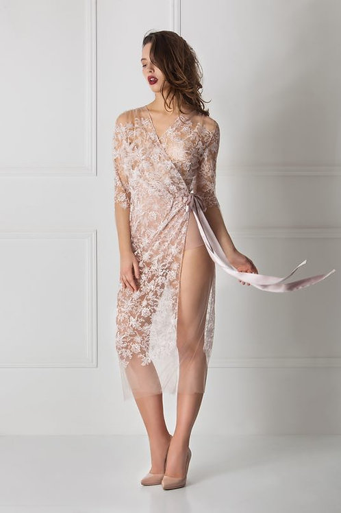 Willing Wrap Dress
