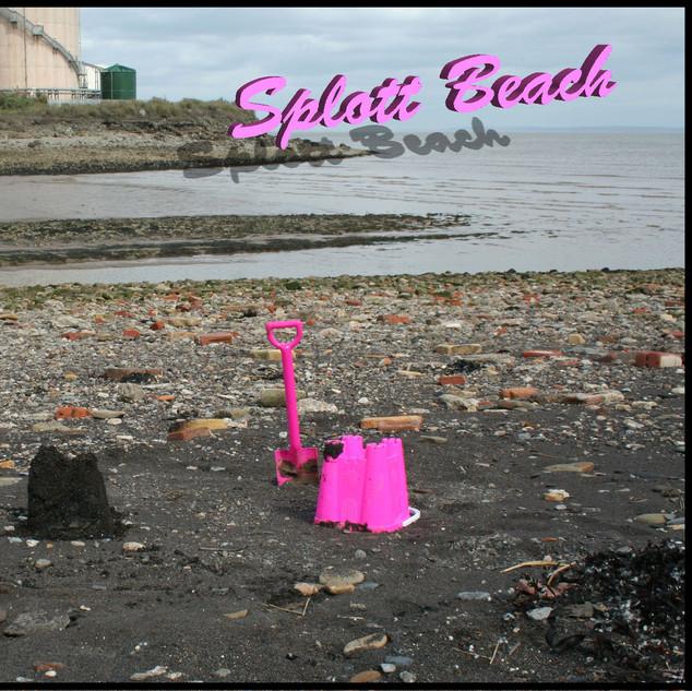 A postcard  from Splott Beach
