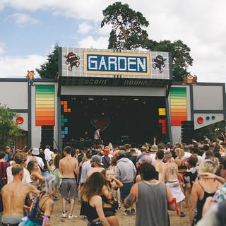 Garden Stage 2018