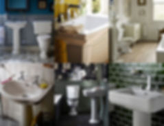 Bathroom ware cast iron radiators