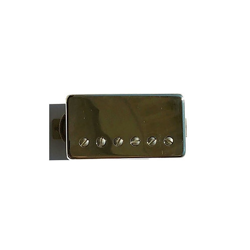 Nickle Cover Single Humbucker for Neck or Bridge Position