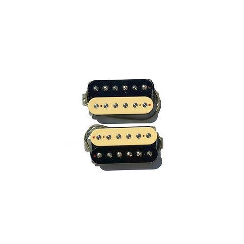 Black/Cream Humbucker Set