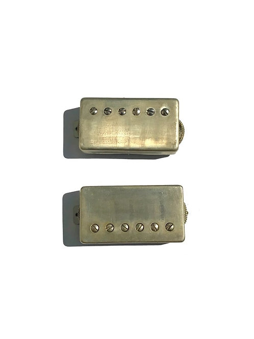 Aged Cover Humbucker Set