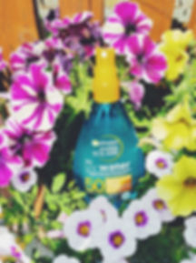 Produkttest Garnier Ambre Solaire UV Water Spray