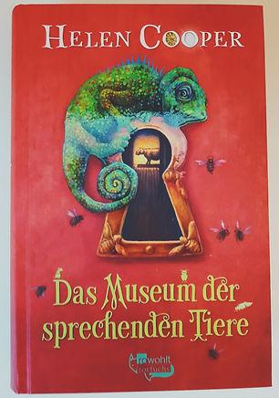 Produkttest Buch Das Museum der magischen Tiere