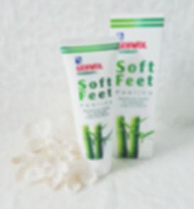 Produkttest Soft Feet Peeling