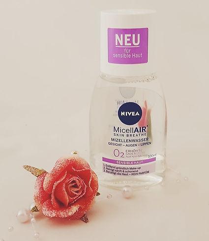 Produkttest MicelleAir Skin Breath für sensible Haut