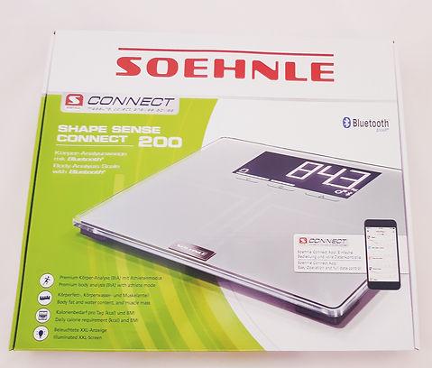 Produkttest Shape Sense Connect 200