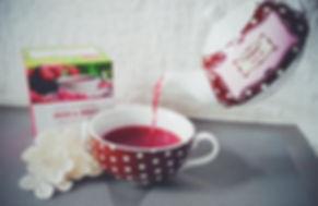 Teegeschwender Produkttester Heiß&Innig