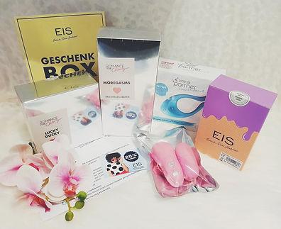 Produkttest Eis.de Geschenkbox