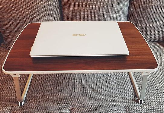Produkttest Laptoptisch Salcar GmbH