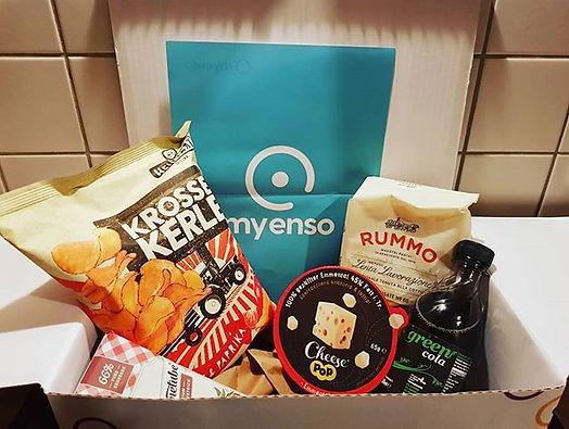 Welcom Box von MyEnso.Onlineshop