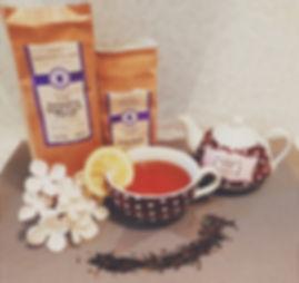 Gaiwan Teemanufaktur.Schwarzer Tee