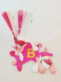 Produkttest infinimo Geburtstagsset Mädchen rosa