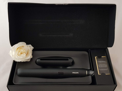 Produkttest Haarglätter Prestige Pro von Philips