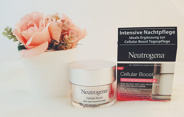 Produkttest Neutrogena Cellular Boost Anti-Age Nachtpflege