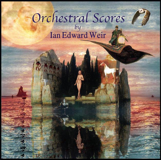 Orchestral Score - Ian Edward Weir