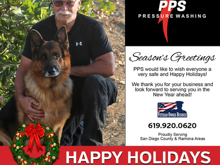Happy Holidays from PPS!