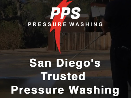Why Pressure Wash My Concrete Surfaces?