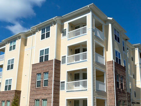 PPS Offers Apartments & Condo Pressure Washing Services