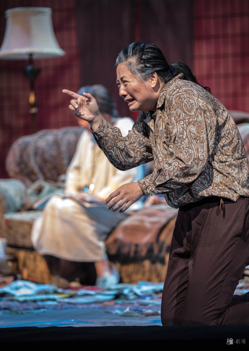 The Flood Shanghai Grand 2018 playwright