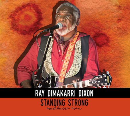 Title Artwork Ray Dimakarri Dixon Standi