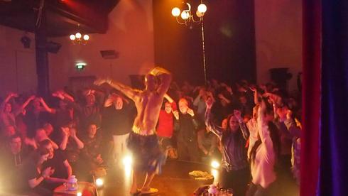 Burlesque Hour national tour (1M)'nothin