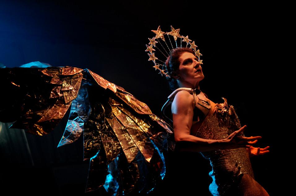 Moira Finucane as  Carnival Angel pic He