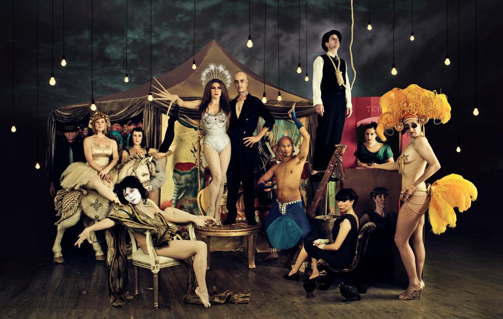 Finucane & Smith's Carnival of Mysteries