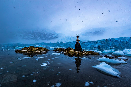 Moira Finucane The Rapture in Antarctica