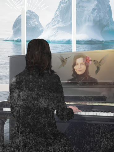 Lady & Bird Artist The Composer