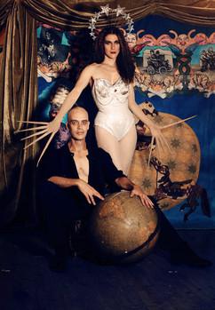 Moira Finucane & Brian Lucas Carnival of