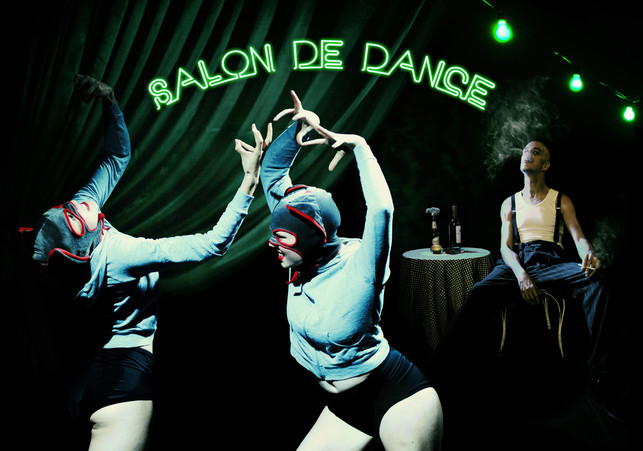Salon de Dance photo Paul Dunn, image Re