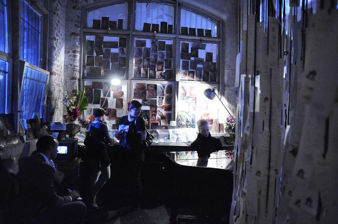 Wunderkammer Carnival of Mysteries 2010.