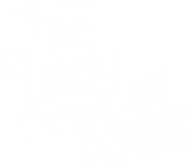 the lady and the whale title treatment f