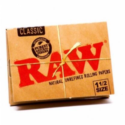 Raw Classic 1 1/2 Paper