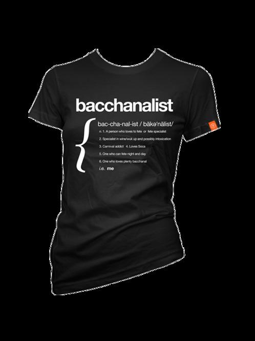 Baccahanalist
